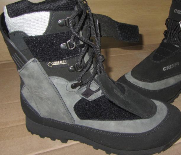 Так выглядят специальные ботинки для парапланеризма