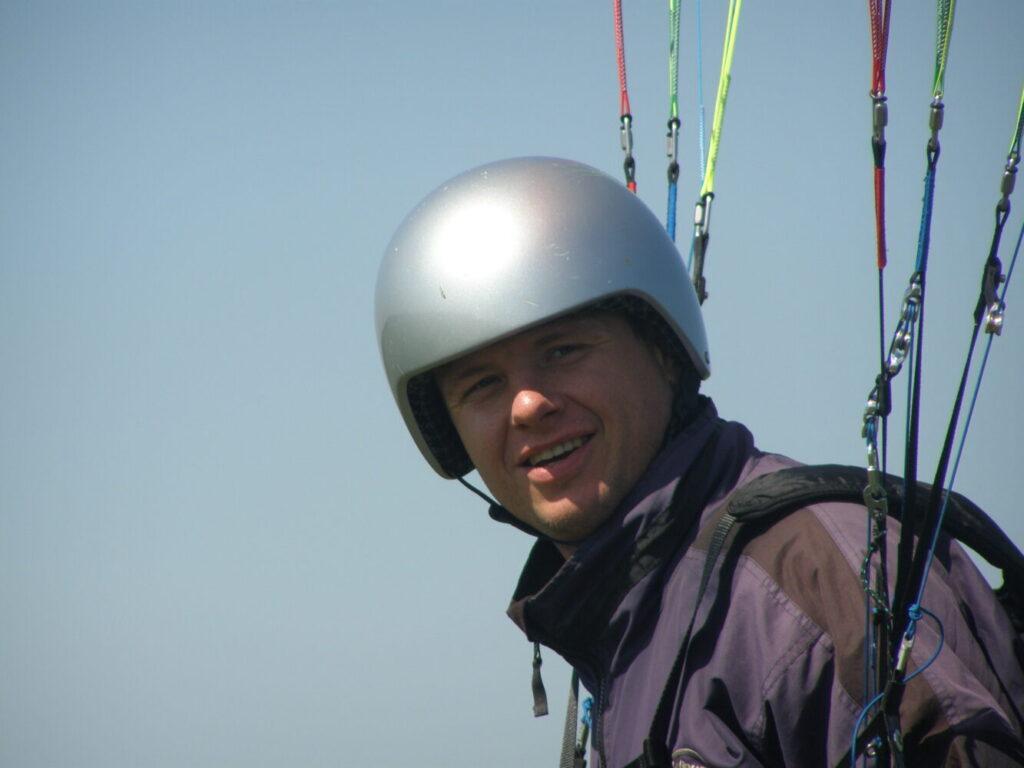 Записаться на обучение и стать пилотом параплана в Крыму